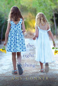 """The Right Thing"" by Amy Conner"