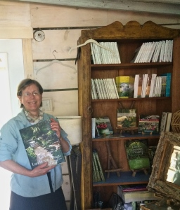 Mary Palmer Dargan in Dovecote